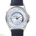Patek Philippe Complications World Time 18K White Gold Men`s...