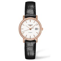 Longines L42879120 Automatic Elegant Collection Ladies Watch