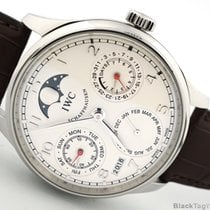 IWC Perpetual Calendar Moon Phase Boutique Limited Edition