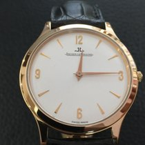 Jaeger-LeCoultre Ultra Thin,mecanique,pink gold,ref.Q1452504