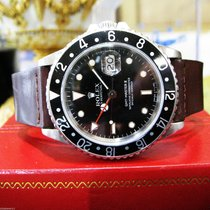 Rolex Oyster Perpetual Gmt Master Ii Ref. 16760 Fat Lady Watch...