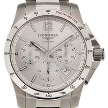 Longines Conquest 41 Chronograph