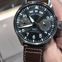 IWC PILOT'S WATCH ANNUAL CALENDAR SPITFIRE