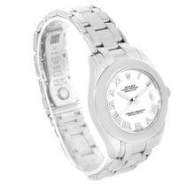 Rolex Masterpiece Pearlmaster Midsize White Gold Watch 81209...