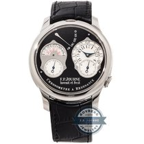 F.P.Journe Chronometre à Resonance Black Label Boutique Edition