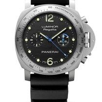 沛納海 (Panerai) Luminor Regatta Chronograph Steel Limited Edition