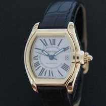 Cartier Roadster Automatic Yellow Gold