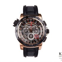 Carl F. Bucherer Limited Edition Patravi TravelTec FourX Rose...