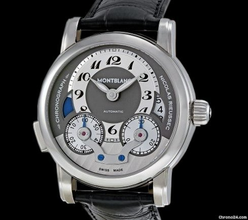 Montblanc Nicolas Rieussec SS Chronograph Automatic