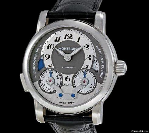 Montblanc Nicolas Rieussec SS Chronograph Automatic