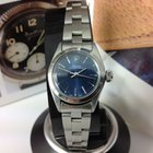 Rolex Oyster Perpetual Ladies Automatic Steel 1967 Blue Dial
