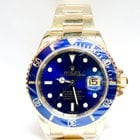 Rolex 18KT Yellow Gold Submariner, 40mm