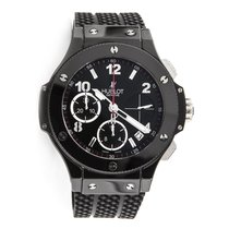 Hublot Big Bang Ceramic Black Magic