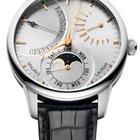 Maurice Lacroix Masterpiece Lune Retrograde Automatic Mens Watch