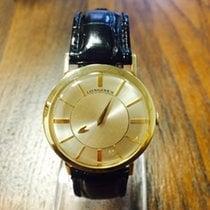 浪琴 (Longines) Vintage Gold 14K