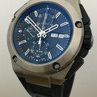 IWC Ingenieur Double Chronograph 45mm Titanium Mens Watch