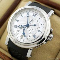 Breguet Marine Automatic Dual Time GMT Automatic 5857