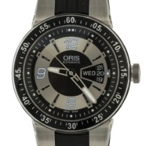 Oris Williams F1 team day date