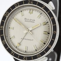 Bulova Astronaut NOS Tritium Dial Bakelite Bezel Excellent NEW...