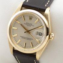 Rolex DATE  1500 18K GOLD GELBGOLD HERRENUHR