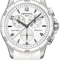 Certina DS First C030.217.17.017.00 Damenchronograph Sehr...