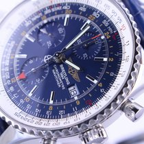 Breitling Navitimer WORLD GMT POLISHED