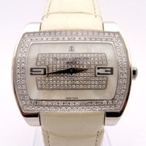 Baume & Mercier Hampton City Haute Joaillerie 18k White...