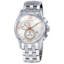 Hamilton Men's H32612155 Jazzmaster Chrono Quartz Watch