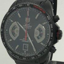 TAG Heuer Grand Carrera RS2 Chronograph Titanium PVD