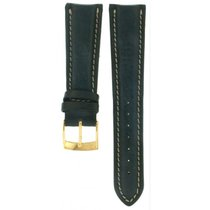 Bros Green Calf Leather Strap 22mm