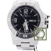 Ball Engineer Hydrocarbon Spacemaster Glow 41.5mm NEW