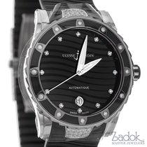 Ulysse Nardin Lady Diver 40mm Automatic Watch Diamond Bezel...
