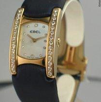 Ebel Beluga Manchette 18 Kt. Gold+Diamant
