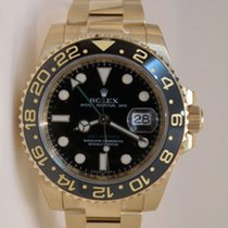 Rolex GMT II YELLOW GOLD 116718LN