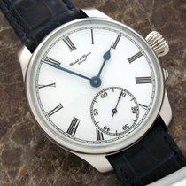 Patek Philippe Antique C1870 46mm Ss Watch Mov# 8000