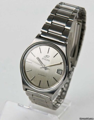 Enicar Ocean Pearl Automatic