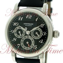 Montblanc Meisterstuck Sport Full Calendar Dual Time Automatic...