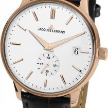 Jacques Lemans Classic N-215B Herrenarmbanduhr Klassisch schlicht
