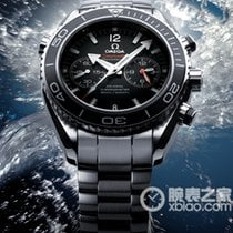 Omega [NEW] 45.5mm Seamaster Planet Ocean Automatic Chronograph