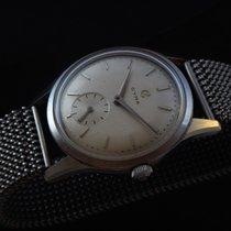 Cyma Vintage Mechanical Steel Watch 60's