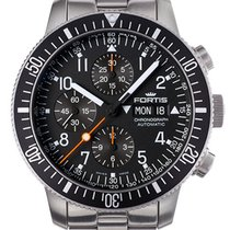 Fortis OFFICIAL COSMONAUT CHRONOGRAPH - 100 % NEW - FREE SHIPPING