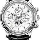 Blancpain Leman Flyback Chrono Perpetual Calendar 40mm Mens Watch