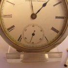 Elgin Taschenuhr G.M. Wheeler National Watch 1875