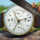 Angelus 18kt. Gold Chronodato Chronograph von 1941, WIE...