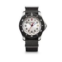 Victorinox Swiss Army Maverick Sport Large white dial, textile...