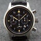 IWC Pilot Chronograph Quartz SS