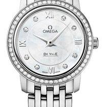 Omega De Ville Prestige Women's Watch 424.15.24.60.55.001