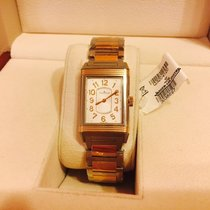 Jaeger-LeCoultre grande reverso lady ultra thin or acier