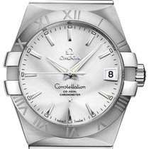 Omega Constellation Co-Axial Automatic 38mm 123.10.38.21.02.001