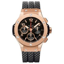 Hublot Big Bang 41mm Automatic 18K Rose Gold Mens Watch Ref...